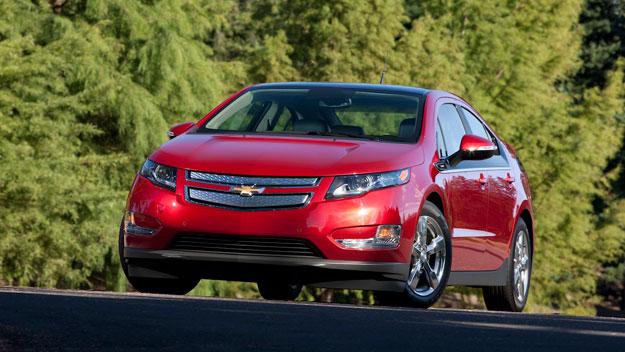 2011-2012 Chevrolet Volt