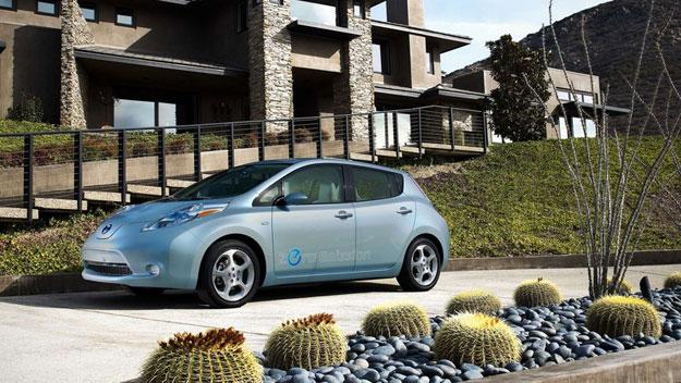 2011-2012 Nissan Leaf